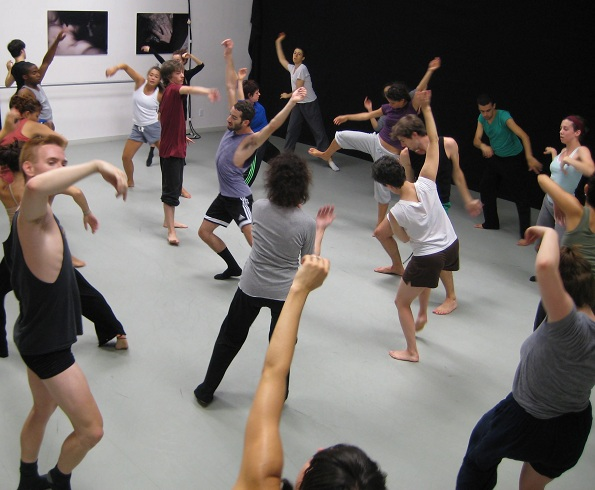 Gaga Dance
