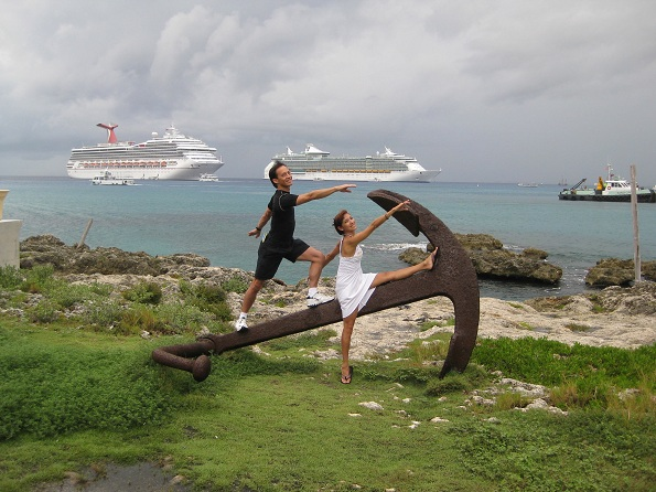 Cruise Ship Dance Gigs: What They're All About - Dance