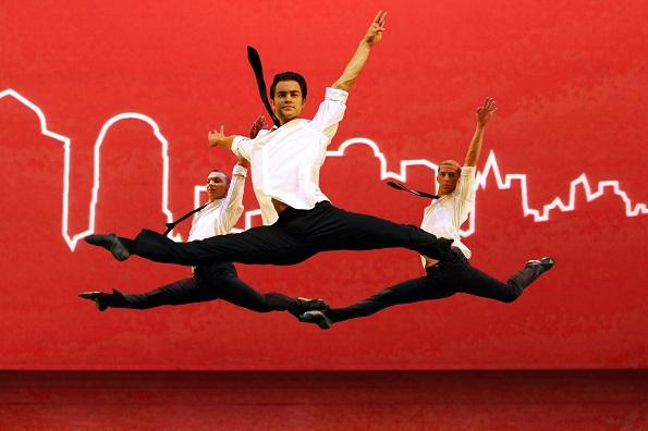 Buff-Rasta-Girl Rasta Thomas Rocks Ballet - Dance Informa Magazine