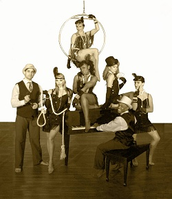 D'AIR Aerial Dance Theatre