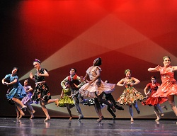 University of Arizona dance