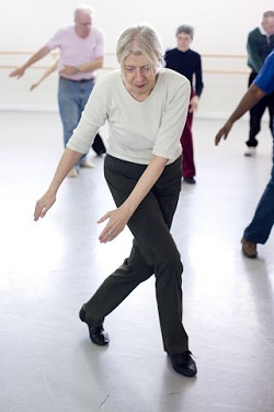 Brooklyn Parkinson Group at the Mark Morris Dance Center