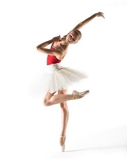 Amber Miller of Eifman Ballet