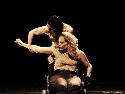 AXIS Dance Company Dancers