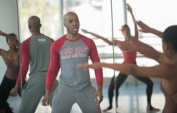 Ailey II Artistic Director Troy Powell