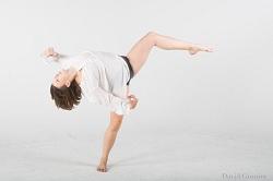 dancer Christina Jane Robson