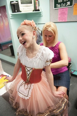 Chloe Lukasiak, competition dancer from Dance Moms