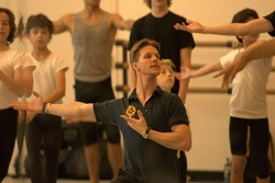 Daniel Ulbricht, Manhattan Youth Ballet Summer Intensive