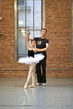 Igal Perry Peridance Capezio Center New York