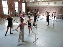 ballet class New York, Peridance Capezio Center