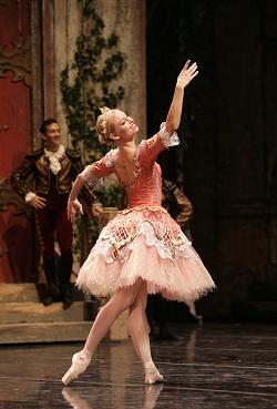 Atlanta Ballet Anne-Tyler Harshburger