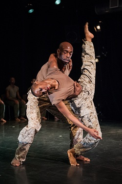 Spectrum Dance Theater, Donald Byrd
