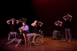 Full Radius Dance in 'Touch'