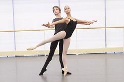 Joffrey Ballet Summer Intensive