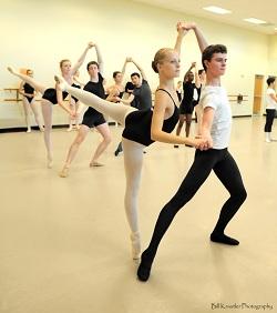 Patel Conservatory Dance Summer Intensive