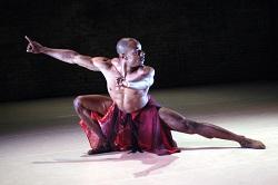 Uri Sands Tu Dance