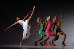 Ailey II performs Alvin Ailey's Quintet