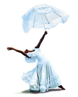 Renee Robinson in Alvin Ailey's 'Revelations'