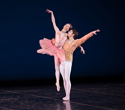 Colorado Ballet presents Balanchine's Theme and Variations