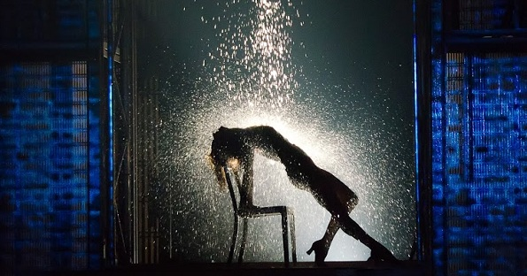 Flashdance Tour Auditions