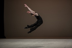 Dancer Joel Woellner Prix de Lausanne 2013, contemporary solo