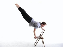 Dancer Marshall Ellis