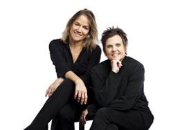 Choreographers Melissa Thodos and Ann Reinking