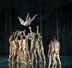 Colorado Ballet presents Glen Tetley's Rite of Spring.