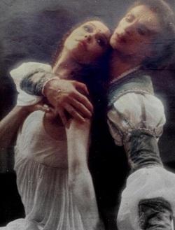 Rudolf Nureyev and Patricia Ruanne
