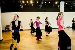 Dancers participate in a four-day workshop with La Compañía Manuel Liñán in Atlanta