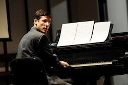 Composer Jonathan Howard Katz