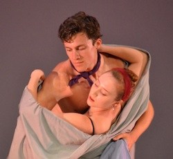 Ballet Montana's 'Zinzkharo'