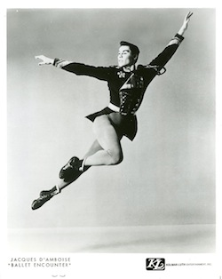 dance history figure