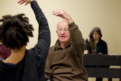 Dance classes for people with Parkinson's Disease