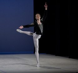 Joel Woellner at Prix de Lausanne