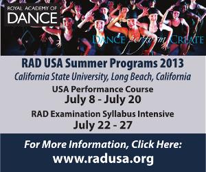 RAD USA Summer Programs