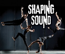 Nick Lazzarini, Kyle Robinson, Travis Wall and Teddy Forance of Shaping Sound
