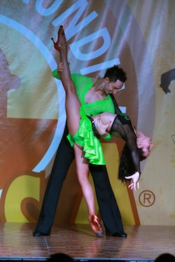World Salsa Open 2012 - Mitch and Ellicia