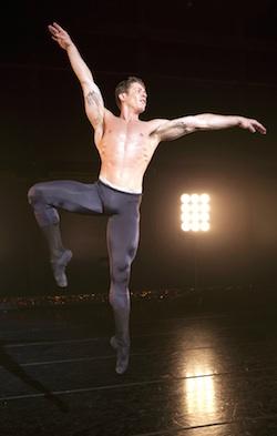 Ronnie Underwood of Ballet West