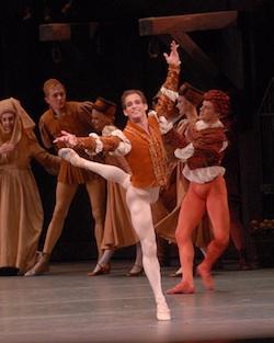 Craig Salstein as Mercutio