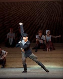 Craig Salstein starts dance company
