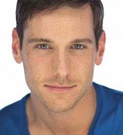 Ian Liberto of Broadway's 'Evita'