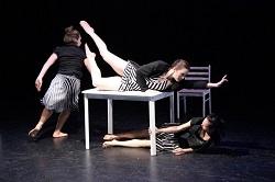Rain and Lucky Dance Theatre