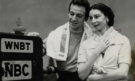 Alicia-Markova-1952-TV-rehearsal