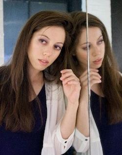 contemporary dancer Anna Schon