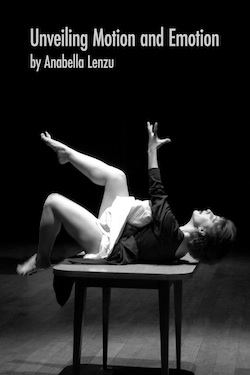 Dance teacher Anabella Lenzu's book