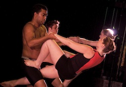 Dance upper body conditioning