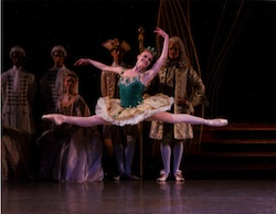 NYCB Soloist Lauren King