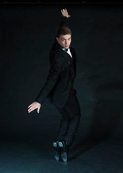 Mr World Dance, Nathan Beech