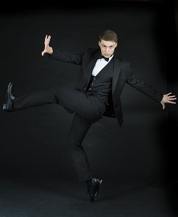 Mr World Dance, Nathan Beech. Photo by Suhail Mir